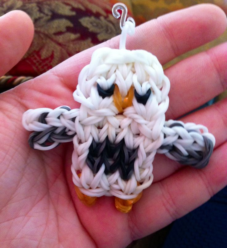 Adorbale Little Penguin Loom Charm
