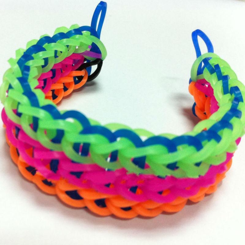 Classic Design Loom Bracelet