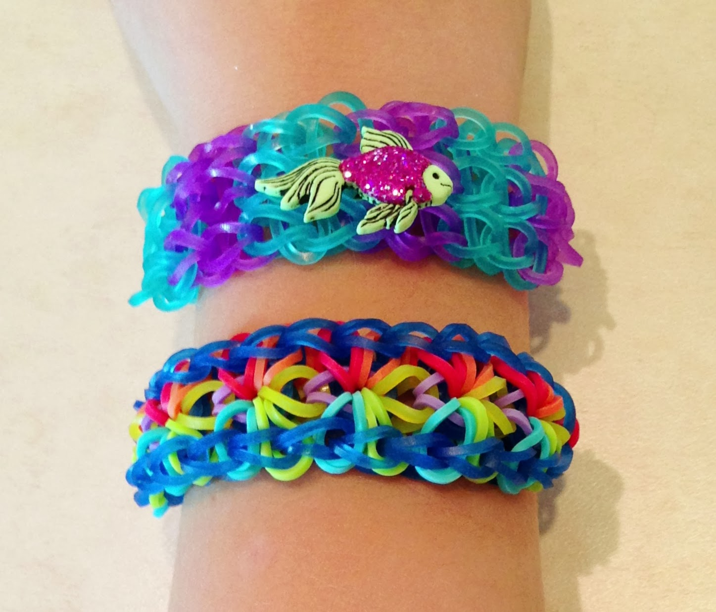 Set of 2 Funky Bracelets