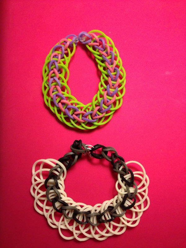 Set of 2 Funky Rings