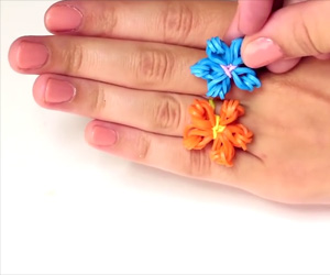 Cute Flower Tutorial