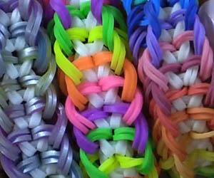Ribcage Pattern Loom Bracelet Tutorial