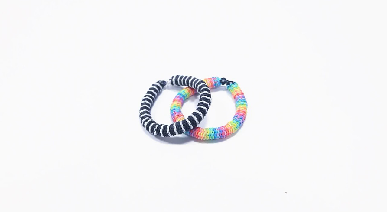 Awesome Advanced Hexafish Bracelet Tutorial